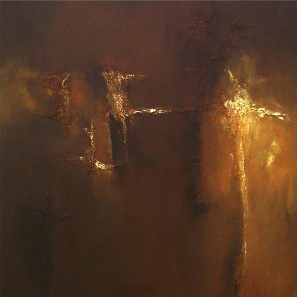 00-05-11 (huile et poudre de marbre sur toile-80x80)